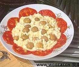 鲜奶蘑菇的做法