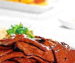 浓香可口的法式煎猪肝的做法