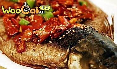 三柒炝锅鱼的做法