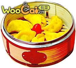 面点师课程-玉米面蒸饺的做法