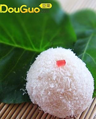 春节要吃的北京小吃——艾窝窝的简易制作的做法