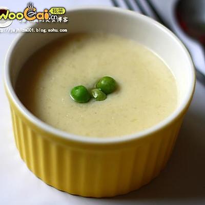 土豆浓汤 减肥好菜