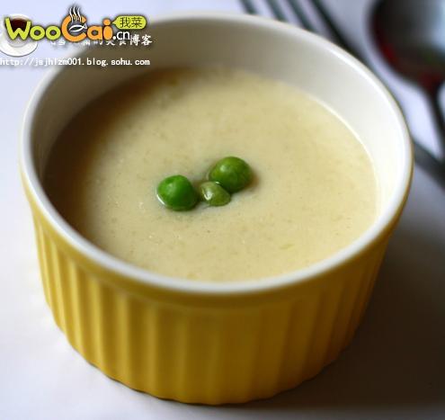 土豆浓汤 减肥好菜的做法