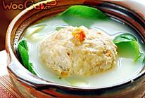 入冬头道菜——蟹粉狮子头的做法