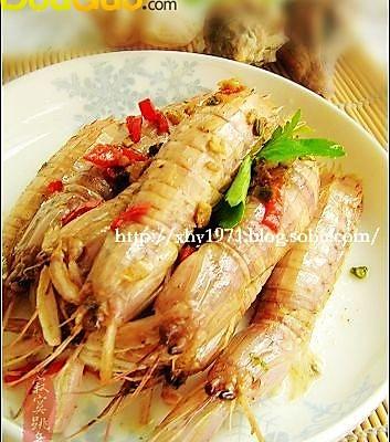 家常版的-----椒盐虾菇