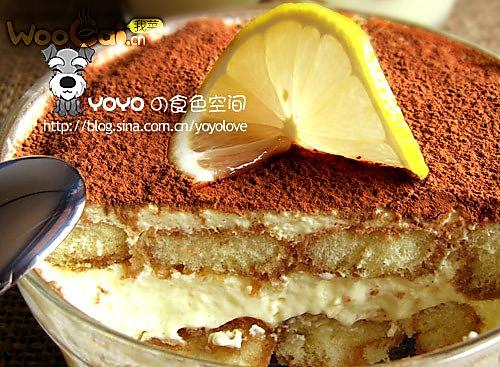 超级美味甜品 提拉米苏的做法