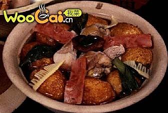 砂锅三味 的做法