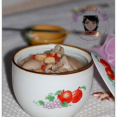 芸豆煲猪蹄