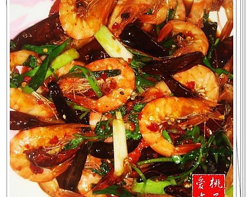 美丽厨娘-香辣虾的做法