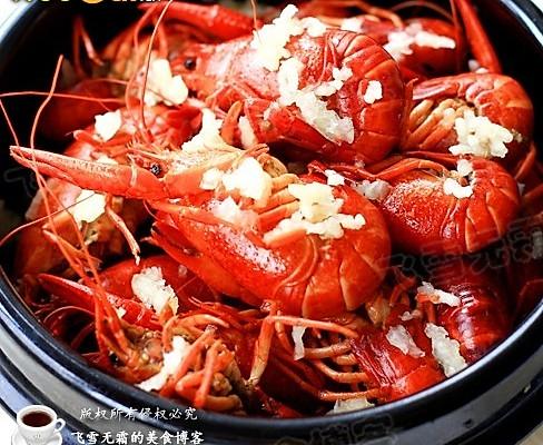 蒜香小龙虾:大碗喝酒,大盘吃虾的做法