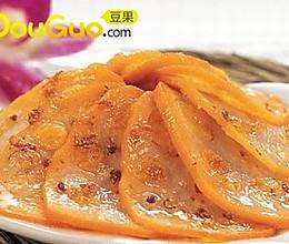 糖桂花添香:糯米藕的做法