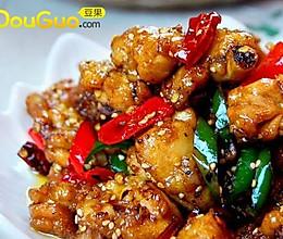 青红辣子鸡的做法