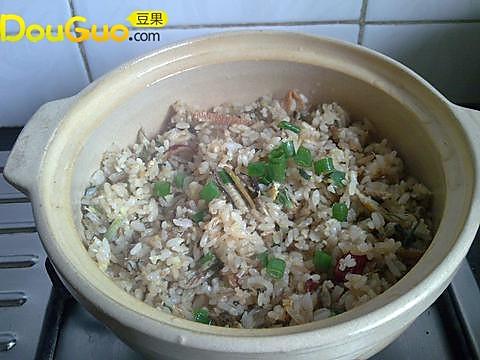 台山黄鳝饭 的做法