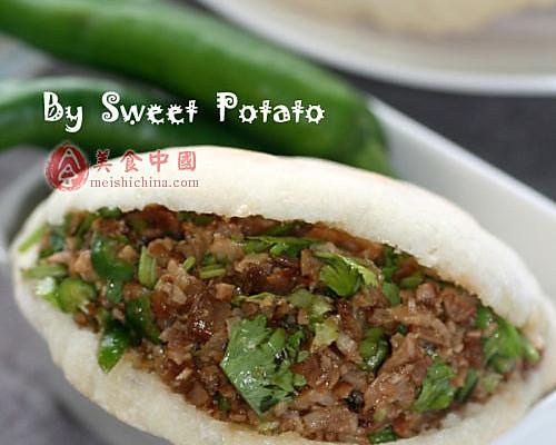 北京版肉夹馍的做法