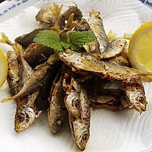 香酥竹荚鱼