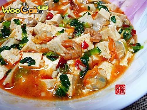 清粥小菜 家常豆腐羹的做法