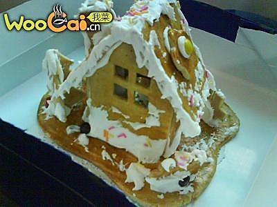 美丽厨娘-梦幻圣诞屋的做法