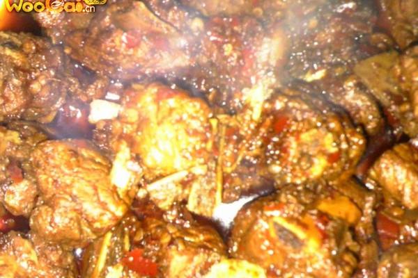 贵州风味——辣子排骨的做法