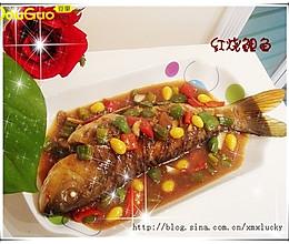 红烧鲤鱼的做法