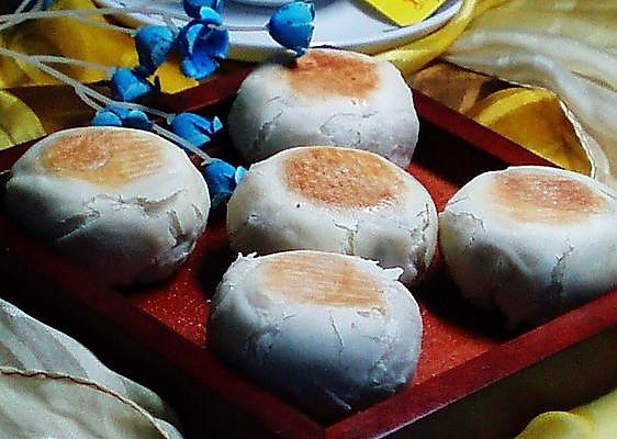 苏式小月饼的做法