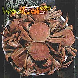 盐水五香大闸蟹的做法