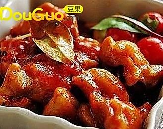 干白番茄鸡的做法