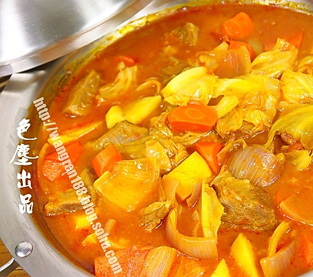 牛肉罗宋汤的做法