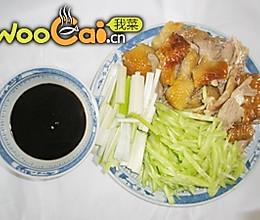 自制北京烤鸭的做法