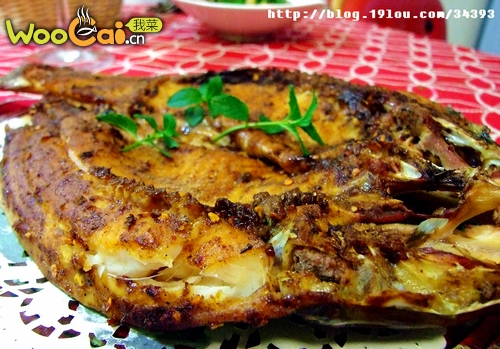 快乐烤鱼——美丽厨娘的做法