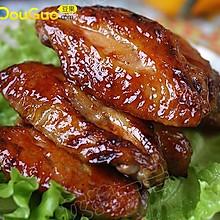 黑胡椒蜜汁鸡翅