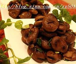 蚕豆的另类吃法:回锅蚕豆的做法