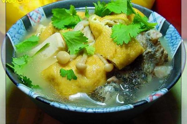 一品豆腐汤的做法
