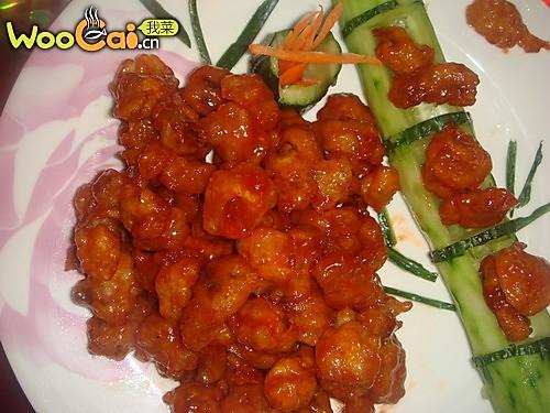 美丽厨娘-翠竹红酥肉