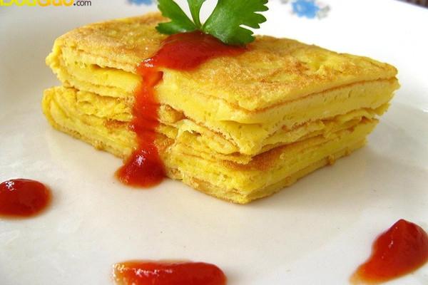 日本料理厚蛋烧的做法