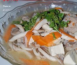 肉丸烩秀珍菇------  美丽厨娘的做法