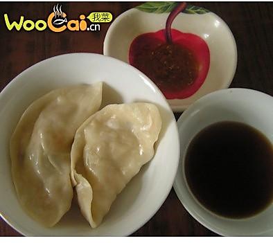 美丽厨娘-竹笋饺子的做法
