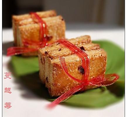 蔓越莓奶酥的做法
