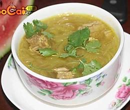 咖喱牛腩粉丝汤的做法