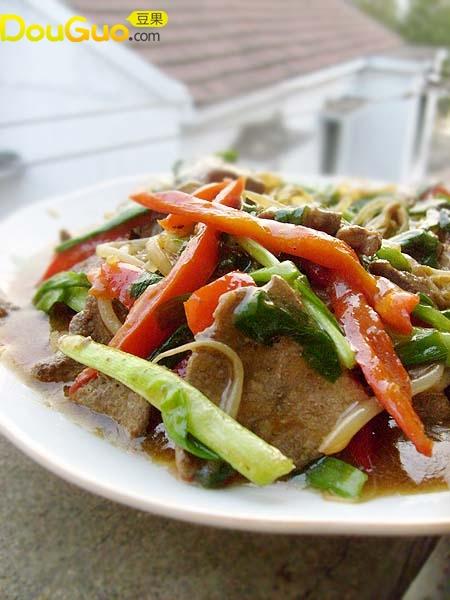 双补齐下------韭菜炒猪肝的做法