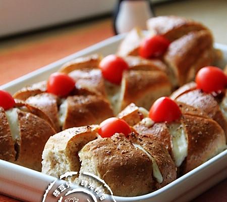 简便早餐包——户外美食的做法