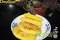 黄金酥饼—户外美食的做法