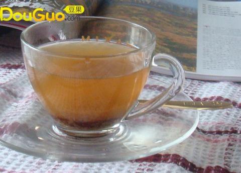 韩式蜂蜜大枣茶的做法