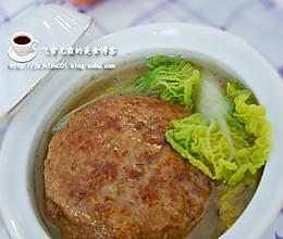 淮扬名菜--红烧狮子头的做法