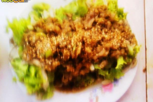 美味牛肉蔬菜卷的做法