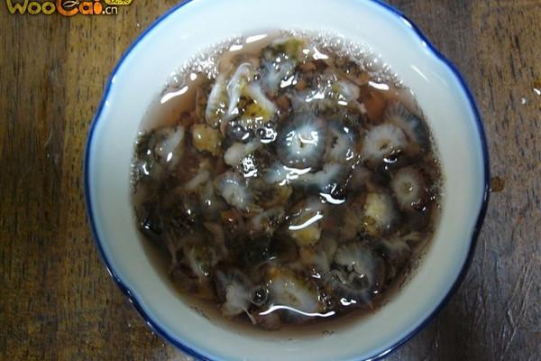 海参生吃的做法