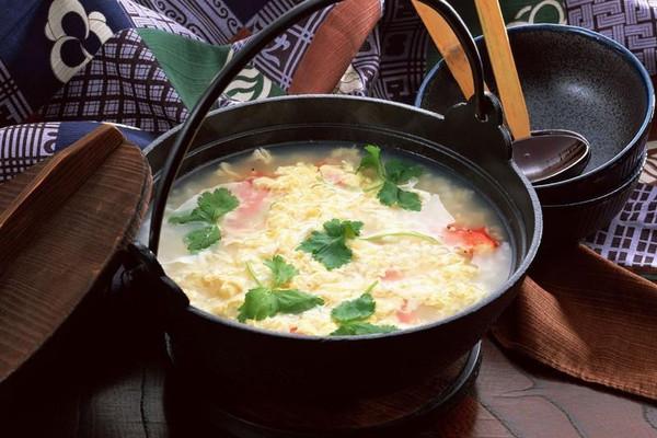 柿子紫菜汤的做法