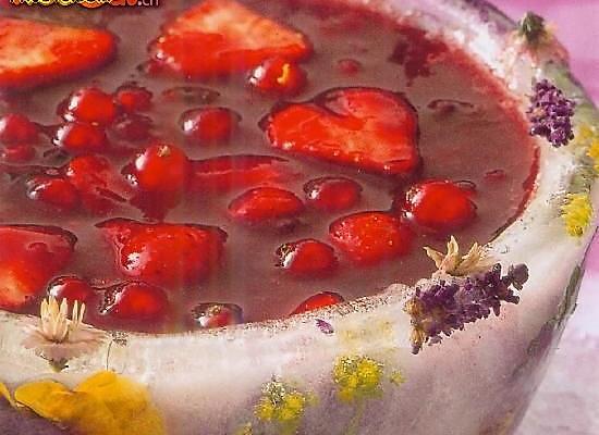 冰碗葡萄的做法