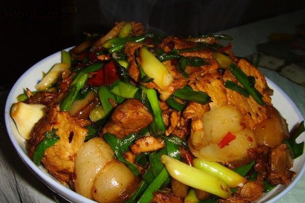 香香回锅肉的做法