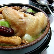 美丽厨娘-韩式人参鸡