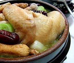 美丽厨娘-韩式人参鸡的做法